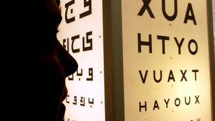 Minister says eye treatment targets don't help patients