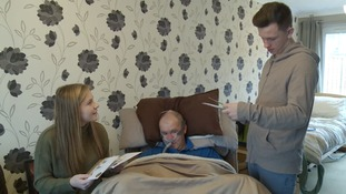 Dying Colchester man with MND receives hundreds of birthday cards from strangers