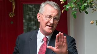 Hilary Benn is chair of the Brexit Select Committee