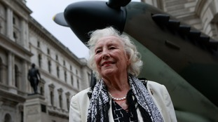Dame Vera Lynn marks 100th birthday with new album