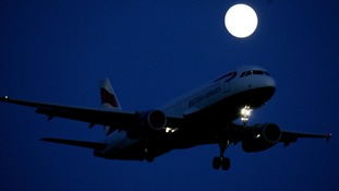 The government's published plans include a ban of six and a half hours on scheduled night flights.