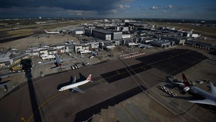 A third runway at Heathrow is not expected to be operational until around 2025.