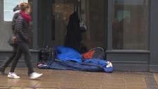 Homelessness is increasing