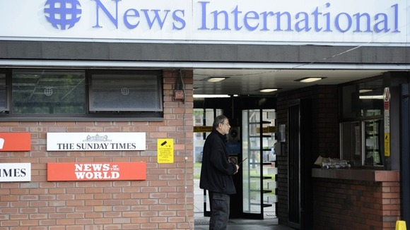 News International's offices