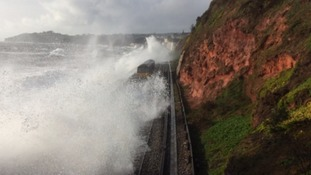 'Be prepared' as bad weather hits the West Country