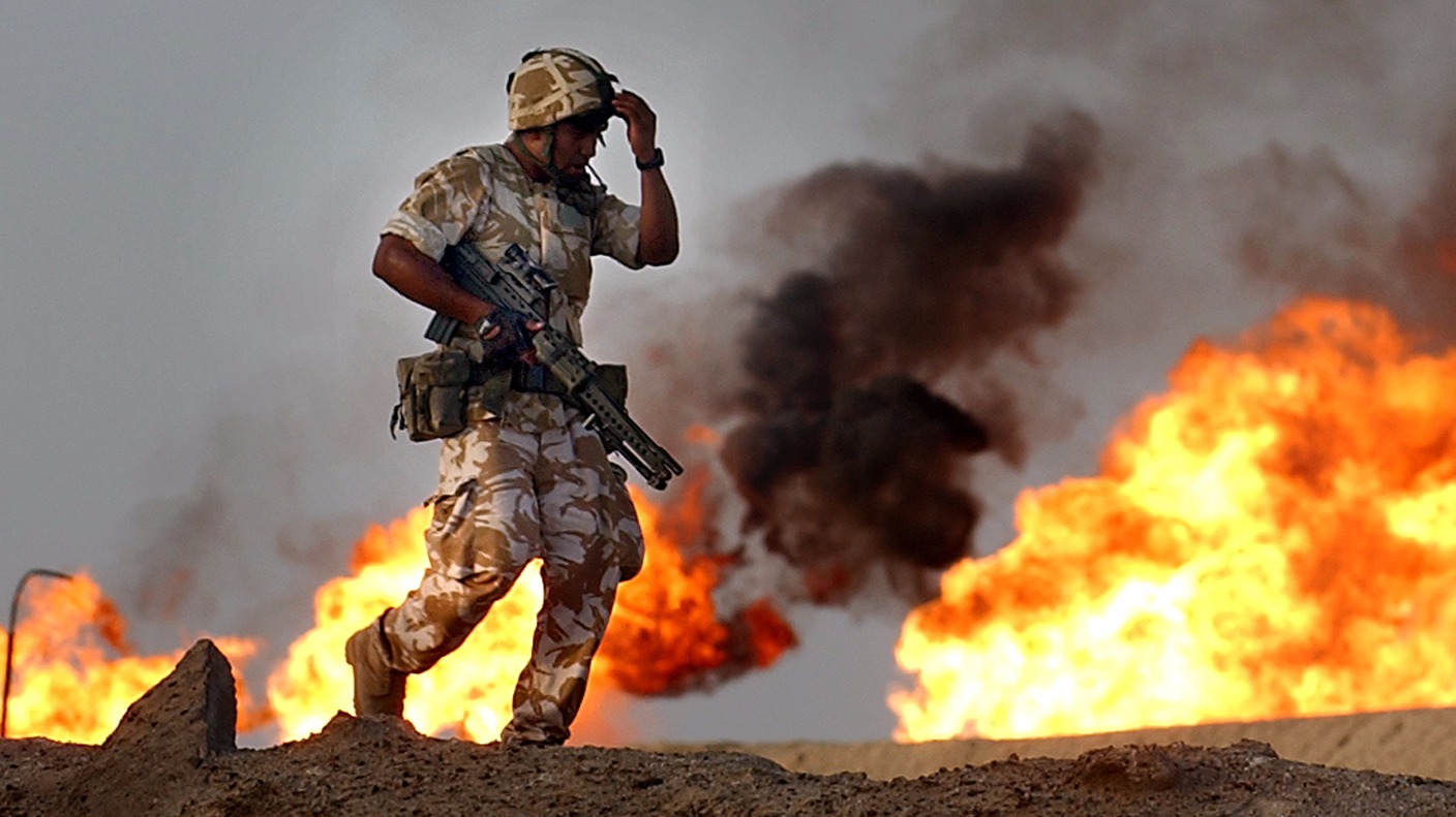 essay on us invasion of iraq United states invaded iraq on 19th march 2003, and an operation known by the name of operation iraqi freedom was started together with the support of united kingdom, australia and we will write a custom essay sample on us invasion of iraq specifically for you for only $1638 $139/page.