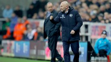 Ian Holloway felt QPR deserved all three points after their 2-2 draw with Newcastle United on Tuesday