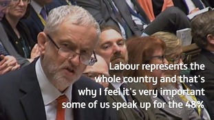 Labour represents the whole country