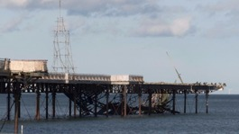 Conwy Council plans to dismantle and store Colwyn Bay's pier