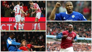 Midlands strikers in the 100 Premier League goals club