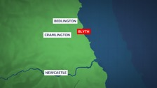 Two men found dead in Blyth