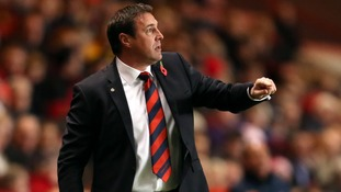 MacKay praises youngsters after Middlesbrough win
