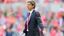 Aitor Karanka says he is still 'happy' as Middlesbrough Head Coach despite a frustrating January transfer window