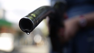 A litre of petrol is now on average 120.01p.