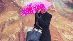 Yellow warning of wind issued for Midlands