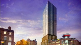 Toon Tower: plans approved for Newcastle flats