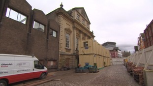 Bristol Old Vic is the oldest working theatre in the country.