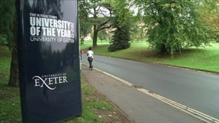 Exeter student banned from US trip: 'this is really sad'