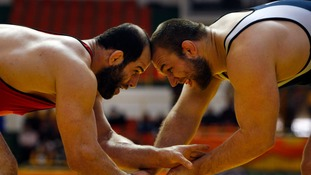Iran has blocked the US team from taking part in the Freestyle World Cup competition (file photo)