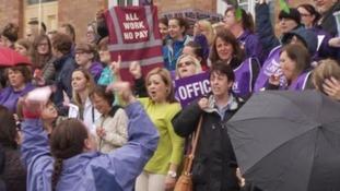 Strike to go ahead despite council offer