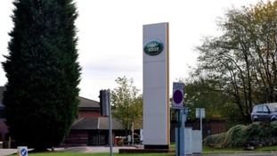 Police probe theft of engines worth £3m from JLR's Solihull plant