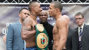 Chris Eubank Jr v Renold Quinlan live on ITV Box Office from 7pm on Saturday 4th February