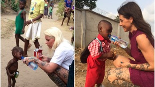 One year on: Starving 'witch' boy left for dead is happy, healthy and ready for school