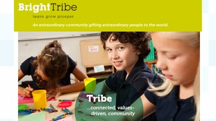 Bright Tribe website