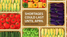 As supermarkets ration lettuces, what's next off the shopping list?
