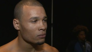 Chris Eubank Jr relaxed and ready for Quinlan title fight on ITV Box Office