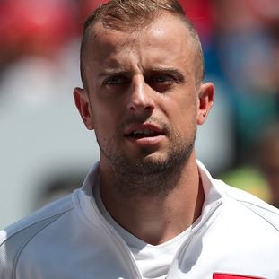 Poland's Kamil Grosicki could make his debut for Hull City