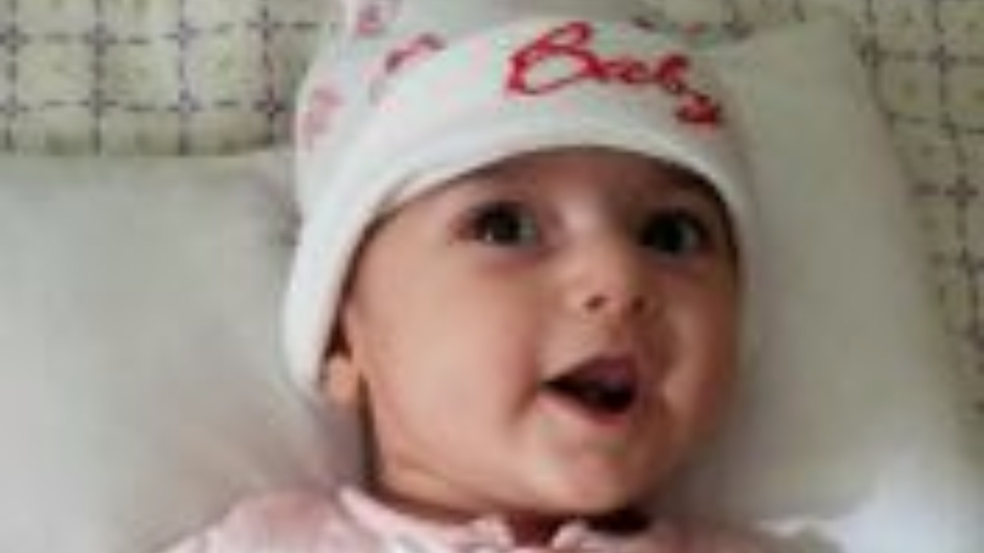 Iranian Baby Allowed To Travel To Us For Heart Surgery Itv News