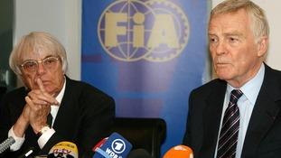 Max Mosley tells ITV News: Liberty Media should have kept Bernie Ecclestone on as Formula 1 boss