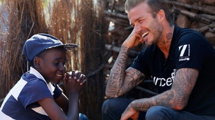 David Beckham spokesman dismisses reports relating to 'hacked and doctored emails' about Unicef charity work