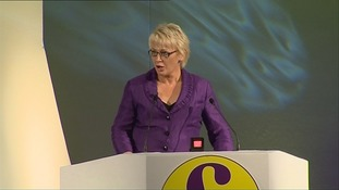Yorkshire and North Lincolnshire MEP Jane Collins