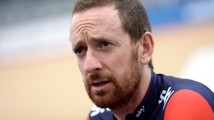 The former cyclist is Britain's most decorated Olympian.