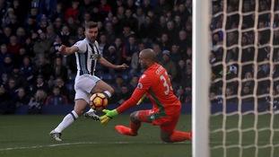 Premier League match report: West Brom 1-0 Stoke