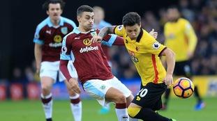 Premier League match report: Watford 2-1 Burnley
