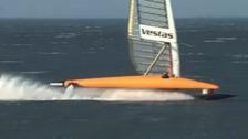 Sail Rocket