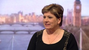 Brexit: Emily Thornberry urges government to guarantee rights of EU nationals living in UK