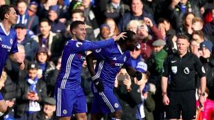 Arsenal goal was special - Chelsea forward Hazard