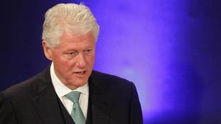 Bill Clinton Gaza Israel