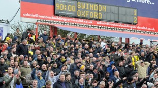 5 arrested as Swindon took on Oxford United