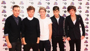One Direction top singles and album charts ahead of Rolling Stones