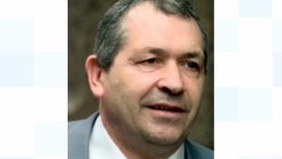 John 'Goldfinger' Palmer murder probe: Man questioned