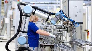 Robots could save public purse £2.6 billion a year