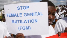 It has been illegal to carry out FGM in the UK since 1985