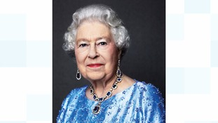 Queen Elizabeth by David Bailey