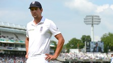Alastair Cook has resigned.