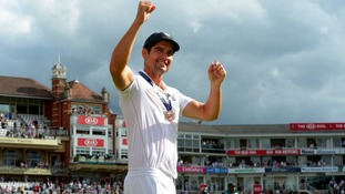Fellow England players lead tributes to outgoing captain Cook